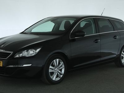 tweedehands Peugeot 308 SW 1.6 BlueHDI Pack [Navi Climate control]