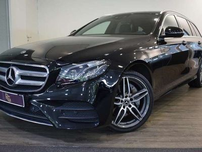tweedehands Mercedes E220 Estate d Aut. AMG-LINE/WIDESCREEN/SFEERVERL. EXCL.