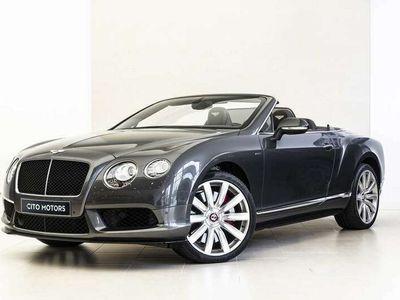tweedehands Bentley Continental 4.0 V8 GT S CONVERTIBLE AUT