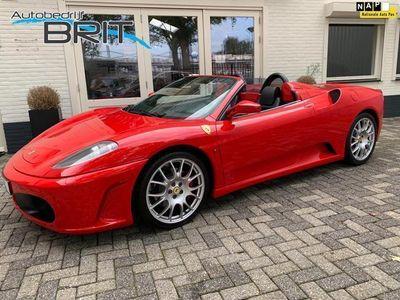 tweedehands Ferrari F430 4.3 V8 Spider F1 Nieuwe koppeling, grote beurt geh