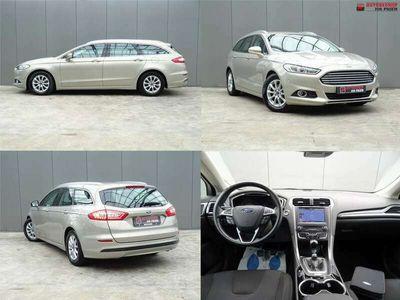 tweedehands Ford Mondeo  Wagon 1.6 TDCi Titanium * LUXE UITVOERING !!