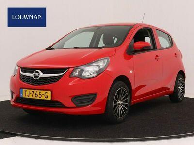 tweedehands Opel Karl 1.0 ecoFLEX Edition | Airconditioning | Cruise control | Parkeersensor Achter | USB/AUX Aansluiting |