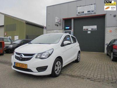 tweedehands Opel Karl 1.0 ecoFLEX Edition 5-deurs/Bouwjaar 2017/Airco,Cruise Control