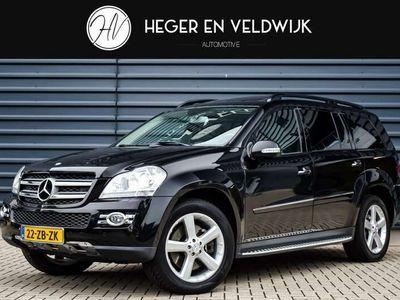tweedehands Mercedes GL320 CDI | NL-AUTO | LUCHTVERING | SCHUIFDAK | TREKHAAK