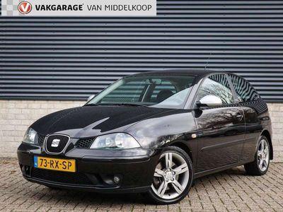 tweedehands Seat Ibiza 1.8-20V VT FR 150PK/Clima/Cruise/Nwe Apk!!