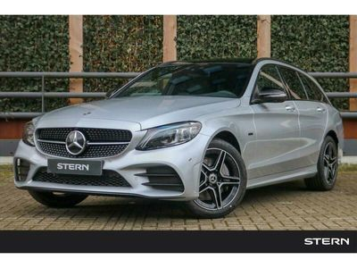 tweedehands Mercedes C300 C-klasseEstate Automaat Business Solution AMG   Premium Pakke