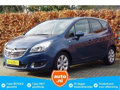 tweedehands Opel Blitz Meriva 1.4