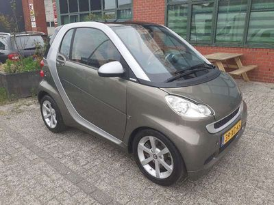 tweedehands Smart ForTwo Coupé 1.0 LIMITED ONE | AIRCO | PANORAMA | LEDER |