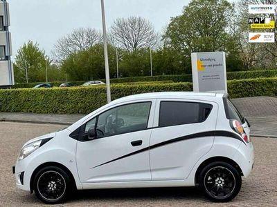 tweedehands Chevrolet Spark 1.0 16V LS Bi-Fuel,bj.2011,wit,airco,NAP met 10172