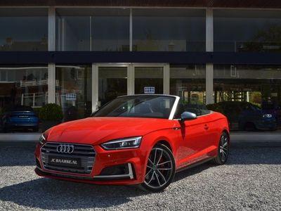tweedehands Audi S5 Cabriolet 3.0 TFSI S5 QUATTRO PRO LINE PLUS