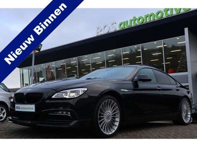 tweedehands Alpina B6 BMW BITURBO Gran Coupe UNIEK!/FULLOPTION/ACC/LANEA