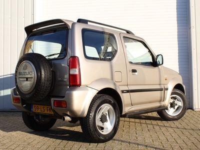 tweedehands Suzuki Jimny 1.3 s-limited