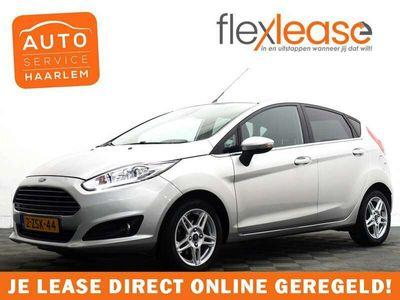tweedehands Ford Fiesta  1.0 EcoBoost Titanium 5 Deurs, Navi, Camera, Xenon, ECC, LMV