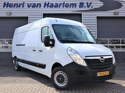 tweedehands Opel Movano 2.3 CDTI L3H2 163 PK | Dealer Onderhouden | Airco