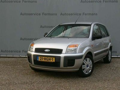 tweedehands Ford Fusion 1.4i Edition - 2008 - 99DKM - Airco - Trekhaak