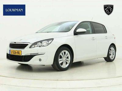 tweedehands Peugeot 308 1.2 Puretech 130PK Active   Navigatie   Climate Co