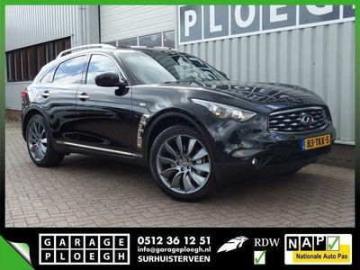 tweedehands Infiniti Fx30 238pk AUT7 VOL! Adapt-Cruise Sunroof 360' Cam