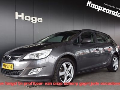 tweedehands Opel Astra Sports Tourer 1.4 Turbo Edition Airco Cruise Contr
