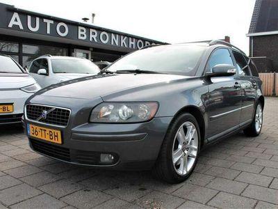 tweedehands Volvo V50 2.5 T5 AWD MOMENTUM | AUTOMAAT | SCHUIFDAK