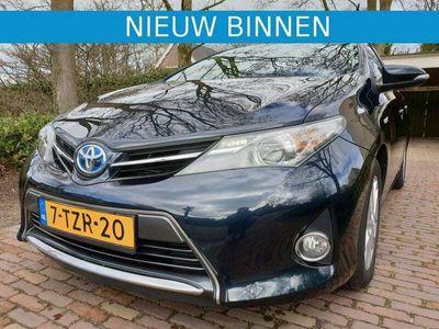 tweedehands Toyota Auris 1.8 Hybrid Lease Afn.Trekhaak/Navi/Panodak
