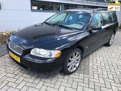 tweedehands Volvo V70 2.4 Edition I,AIRCO,NAP