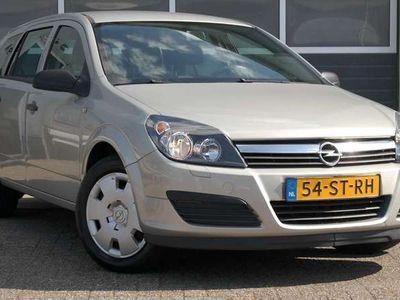 tweedehands Opel Astra Wagon 1.9 CDTi Executive - 5deurs - Airco - Elek. pakket - Vol opties - Inruil mogelijk