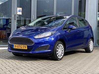tweedehands Ford Fiesta 1.0 Style 5-drs 65pk! Navigatie, Airconditioning,