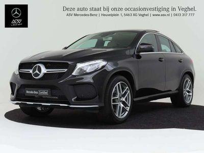tweedehands Mercedes GLE350 Coupé d 4MATIC AMG-Line Luchtvering, Panoramadak,