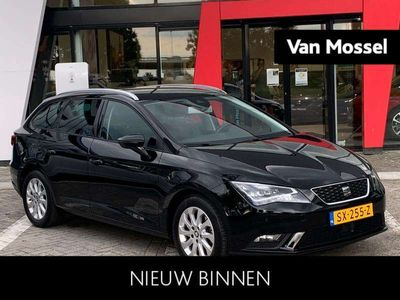 tweedehands Seat Leon 1.4 TGI 110PK Style Connect | CNG | Cruise Control