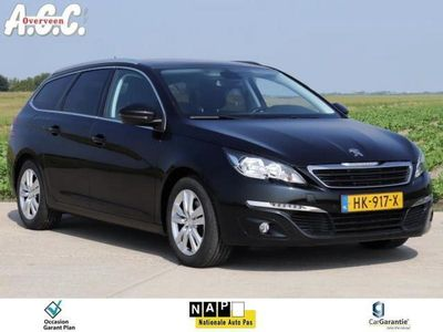 tweedehands Peugeot 308 1.6 HDi Panodak Camera Trekhaak PDC