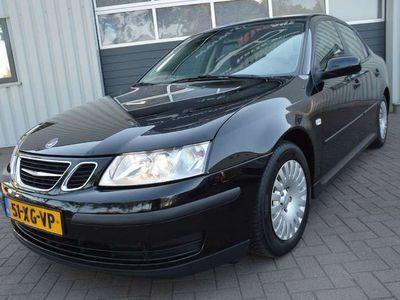 tweedehands Saab 9-3 Sport Sedan 1.8 Solid Keurig onderhouden B.J 2007