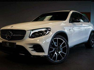 tweedehands Mercedes GLC43 AMG AMG Coupé 4MATIC 368 PK | Pano | 360 | Stuurass. | Bur