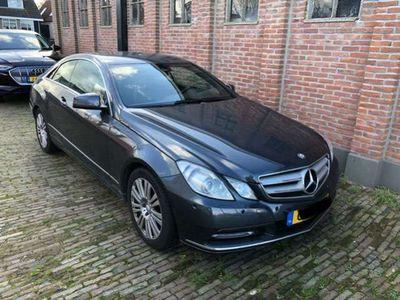 tweedehands Mercedes E250 250 CGI Elegance (coupe)