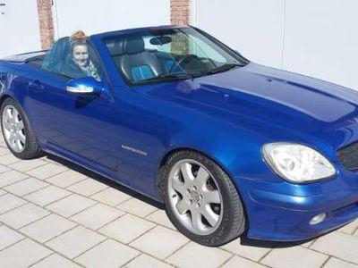 tweedehands Mercedes SLK230 230 K.