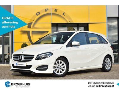 tweedehands Mercedes B180 Lease Edition Plus Automaat | GRATIS AFLEVERPAKKET | Comfortstoelen | Climate Control | Navigatie | Cruise Control | Lichtmetalen velgen |