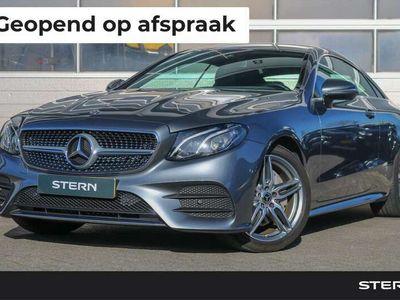 tweedehands Mercedes E200 Coupé Automaat AMG Line | LED | Comand | Parkeerpi