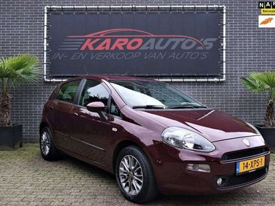tweedehands Fiat Punto Evo 1.3 M-Jet Easy 5D Navi Cruise Clima Camera Lm