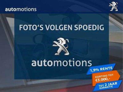 tweedehands Peugeot 208 1.2 Puretech 82pk 5D Blue Lion   NAVI   MIDDEN ARM