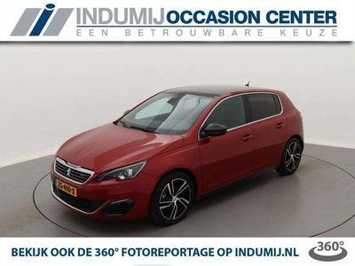 tweedehands Peugeot 308 1.2 PureTech GT-line // Navi / Camera / Pano-dak /