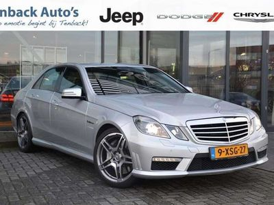 tweedehands Mercedes E63 AMG Perfermance Package / Stoelkoeling