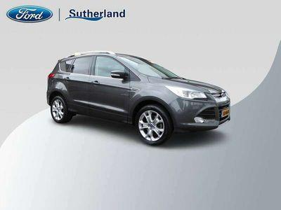 tweedehands Ford Kuga 2.0 TDCI 180PK 4WD TITANIUM X **LEER/PANOR.DAK/CAM