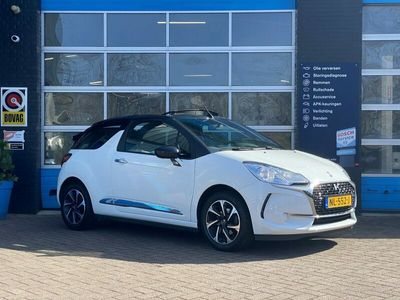 tweedehands DS Automobiles DS3 Cabriolet 1.2 PureTech So Chic Airco | Car Kit | Crui