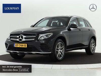 tweedehands Mercedes 300 GLC-KLASSE4MATIC AMG AMG-line | Navigatie | Parkeer pakket | Stoelverwarming | KeylessGo | Burmester soundsystem | Ledkoplampen. Inclusief 24 MB Premium Certified garantie voor Europa.