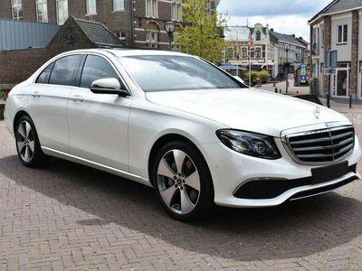 tweedehands Mercedes E300 Aut9. Exclusive Line / Distronic Plus / Schuifdak
