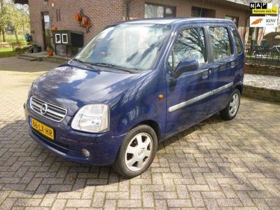 tweedehands Opel Agila 1.2-16V Elegance