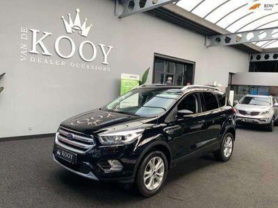 tweedehands Ford Kuga 1.5 EcoBoost Titanium 150pk 6-12 m garantie