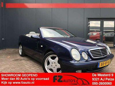 tweedehands Mercedes CLK200 Cabriolet Sport   102.797 KM  