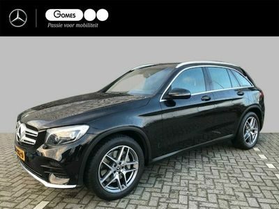 tweedehands Mercedes 220 GLC-KLASSEd 4MATIC AMG