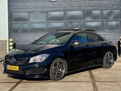 tweedehands Mercedes CLA220 AMG-EDITION | AUTO | PANO | LEER | NAVI