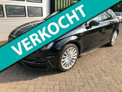 tweedehands Audi A3 Sportback 1.4 e-tron PHEV Ambition Pro Line plus